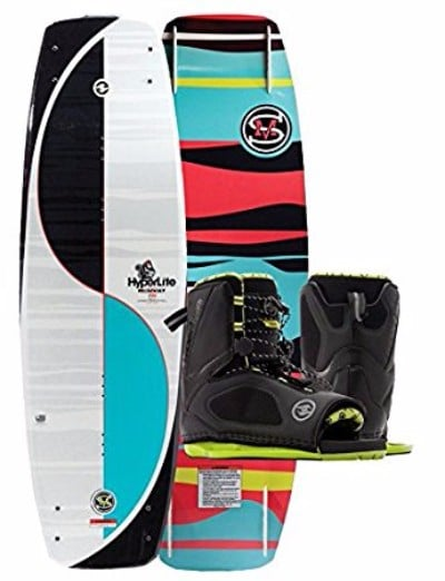 Hyperlite 2017 Murray Wakeboard with Focus Bindings