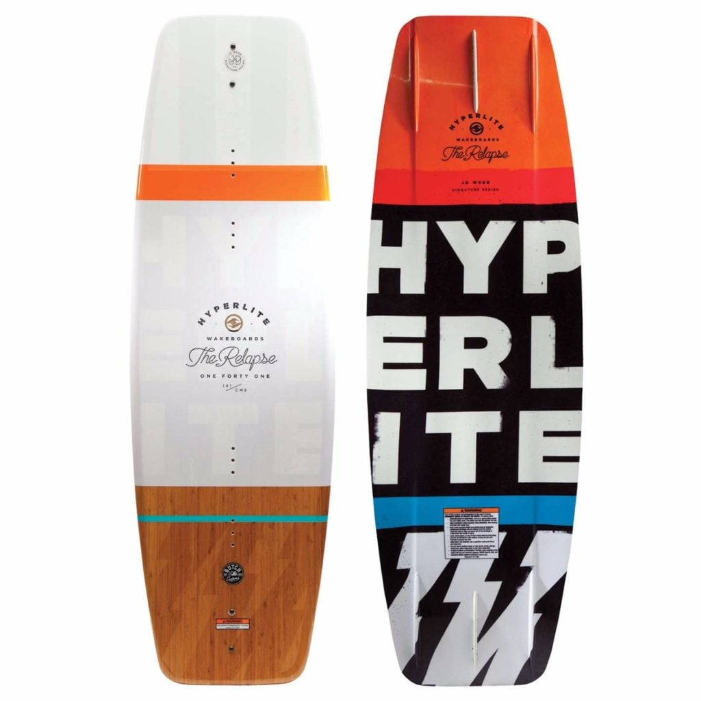 Hyperlite 2017 Relapse Wakeboard Review