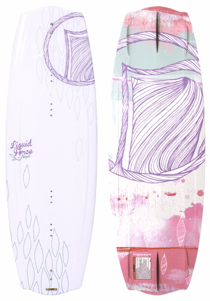 Liquid Force 2017 Angel Women's Wakeboard Review