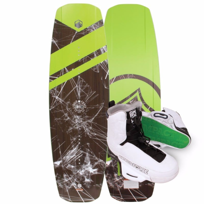 Liquid Force 2017 FLX Wakeboard Review