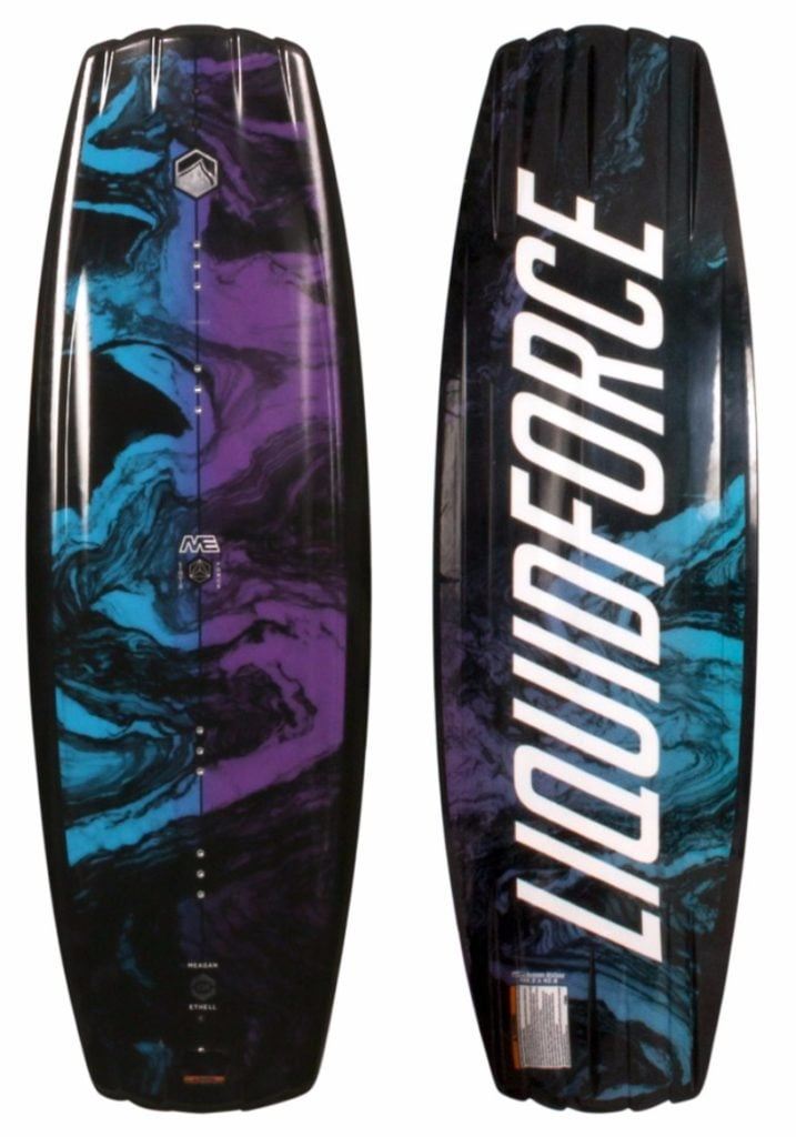 Liquid Force 2017 Me Women's Wakeboard Review
