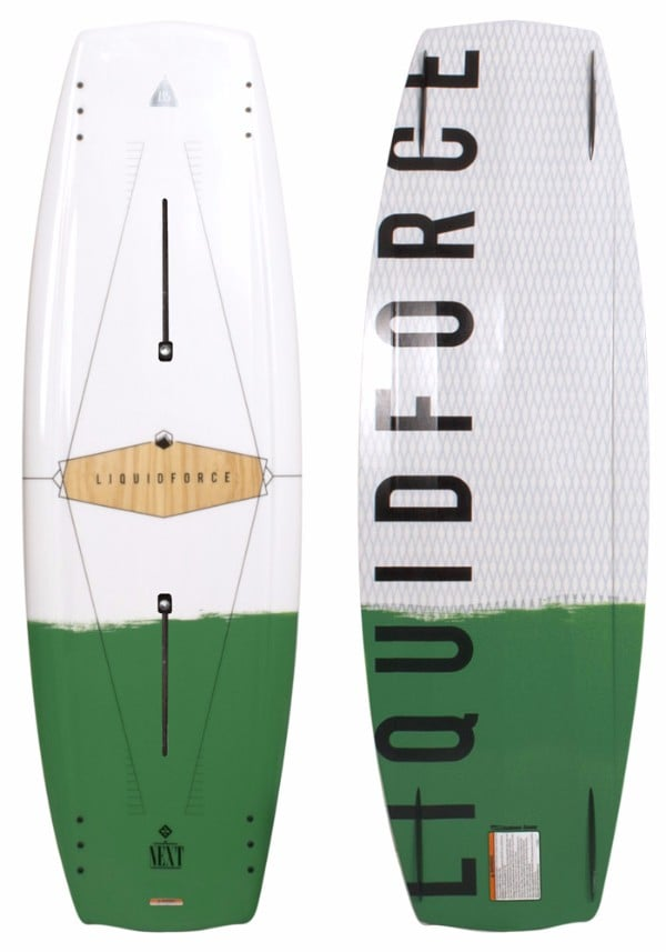 Liquid Force 2017 Next Wakeboard Review