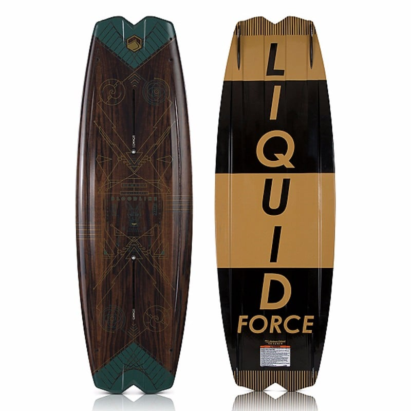 Liquid Force 2017 Remedy Bloodline LTD Wakeboard