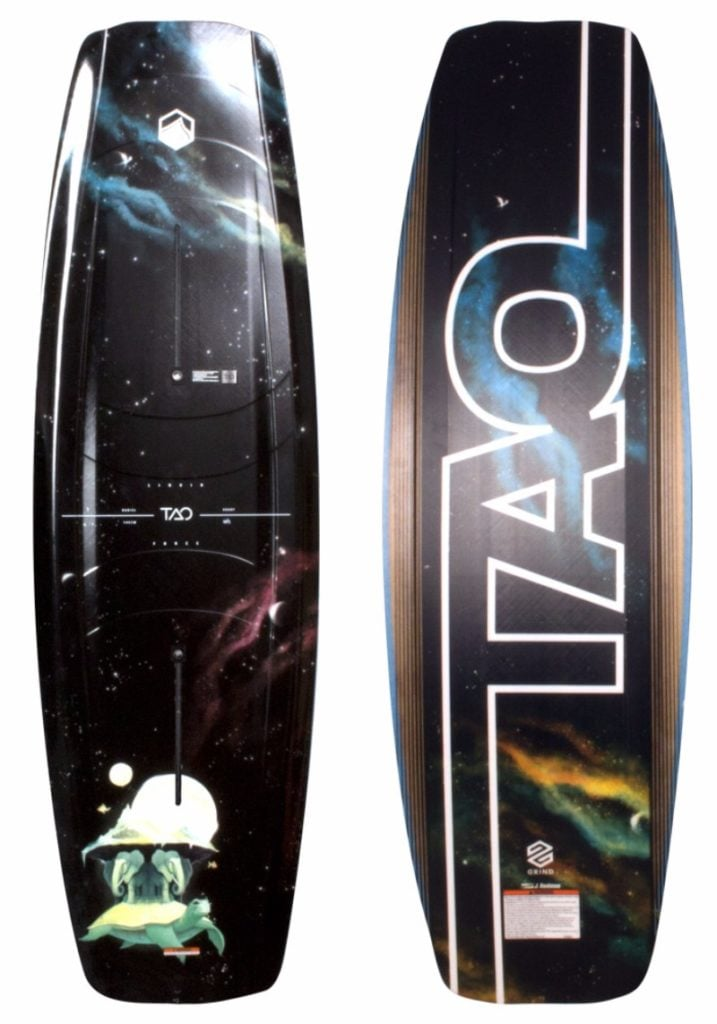 Liquid Force 2017 Tao Wakeboard Review