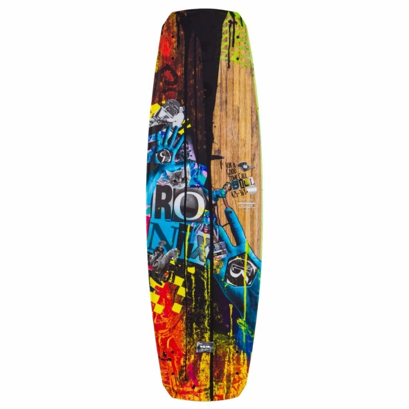 Ronix 2017 Bill Mute Core Wakeboard Review