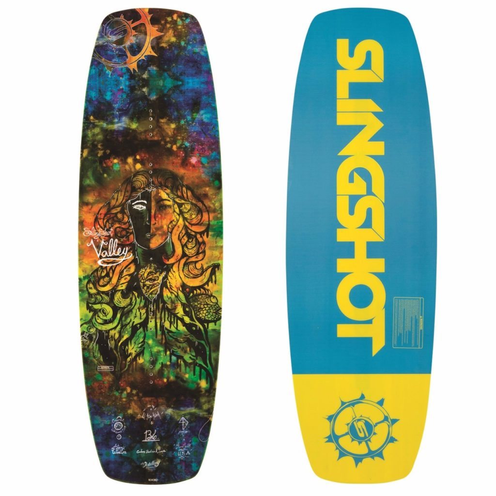 Slingshot 2017 Valley Women's Wakeboard Review